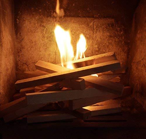 28 kg Anzündholz 100{f08b09b961ea4ffc43f2e1b26f557fa79e9360c66f58745dc4262ee459513d24} Eiche Anmachholz Brennholz Feuerholz für Kamin und Ofen verpackt