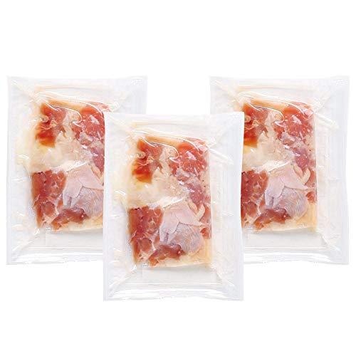 ≪内祝 お中元 お歳暮 父の日 母の日 敬老の日 プレゼント ギフト≫ 京料理六盛鶏肉の塩麹漬け(3袋) ≪のし可≫