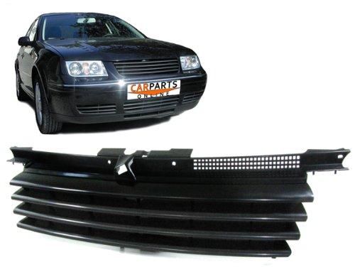 Carparts-Online 11505 Sport Grill Kühlergrill ohne Emblem
