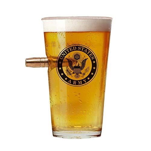 Army Pint Glass