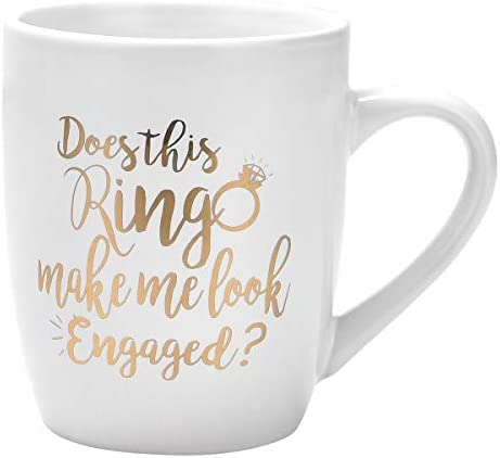Top 10 Best does this ring make me look engaged coffee mug Reviews