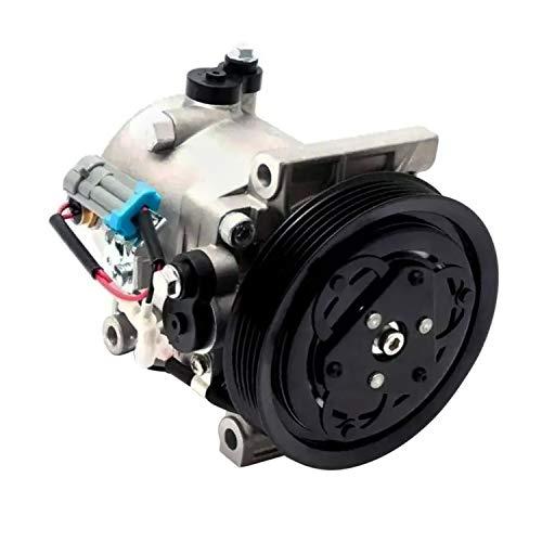 51786321 17462 Compresor de Aire Acondicionado Cs10099 52093153 Bomba de Enfriamiento Del Compresor de Aire Acondicionado para Fiat Uno Palio Fire 2004-2009