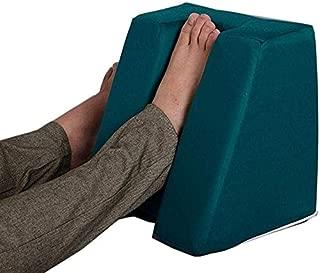 Almohadillas protectoras de cojines de talón para úlceras por presión, protector de talón de presión de 1 par con núcleo transpirable de doble absorción de humedad