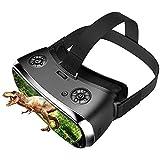 AJL Auriculares Wireless VR Independiente Todo en Uno Realidad Virtual Gafas 3D OLED Gafas Virtual PC Headset, S900, 3G, 16GB / PS 4 Xbox 360 / One 2 K HDMI Nibiru Android 5.1 Pantalla 2560 * 1440