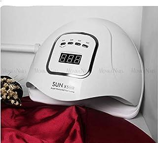 Rodman Lámpara LED Profesional Para Uñas 150W Para Esmalte de Uñas Para Todos Los Geles Para Manicuras de Curado Rápido