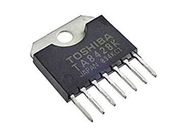 TOSHIBA DC モータドライバ TA8428K