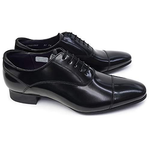 [リーガル] メンズ 31TR ビジネスシューズ ストレートチップ 紳士靴 本革 日本製 スクラッチタフレザー 31TRBC Made in Japan ブラック 26.0cm