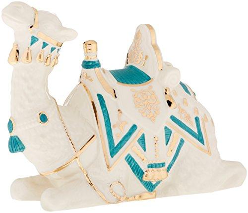 Lenox Estatueta de camelo azul-petróleo First Blessing 869930