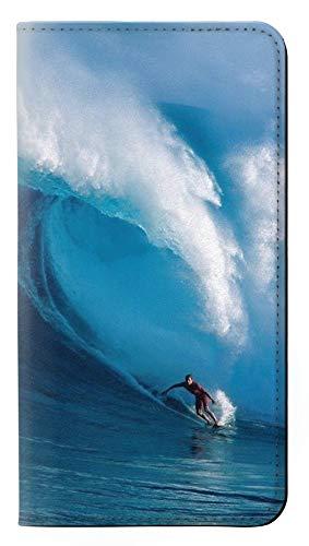 Innovedesire Hawaii Surf Caso del Tirón Funda Carcasa Case para Huawei P9 Lite