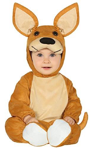 Fancy Me Halloween-Känguru-Kostüm für Babys, Mädchen, Jungen, Australien
