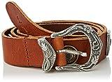 Pepe Jeans Ashley Belt Cinturón, Marrón (869), Small para Mujer