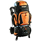 aspensport ab05y04 - zaino da trekking long march, 70 litri