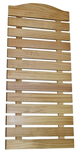 12 (Twelve) Belt Karate Martial Arts Belt Display - Thick Wood