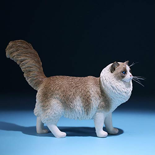 DIU 1/6 marioneta Mascota Gato simulación Animal