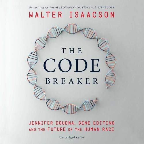 『The Code Breaker』のカバーアート
