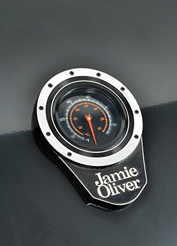 Jamie Oliver Pro 4-Brenner Gasgrill, Schwarz - 7