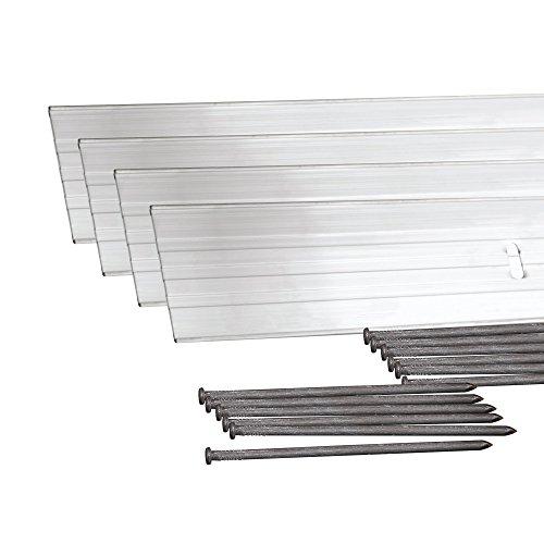 Dimex EasyFlex Aluminum Landscape Edging Project Kit, Will Not Rust...