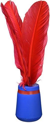 Softee 24191.B58 Indiaka, Azul/Rojo, Talla única