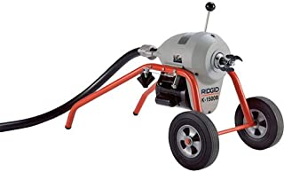Sectional Drain Cleaning Machine, 3/4 HP
