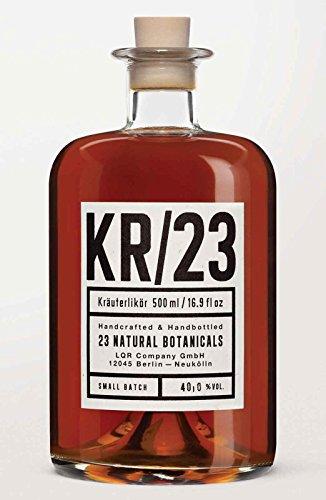 KR/23 Kräuterlikör (0.5 Liter)