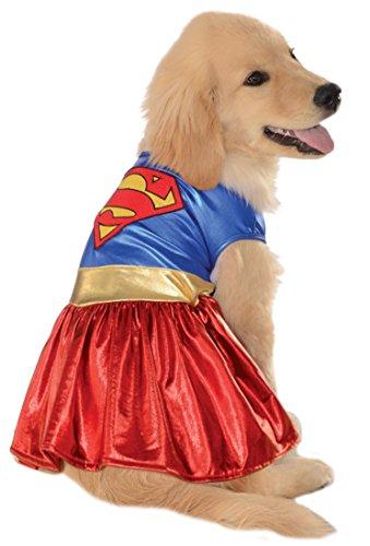 Rubie's Supergirl Canine Costume