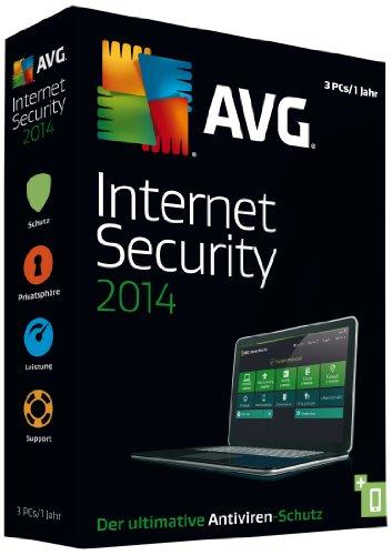 AVG Internet Security 2014 – 3-Platz