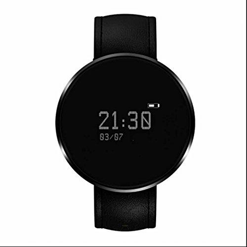 Bracelet Connecté,Tracker d'Activité Intelligente Montres connectées,dormir moniteur,d'Activité Fitness,Heart Rate Sensor,moniteur de sommeil Smart Bracelet pour IPhone / Smartphone