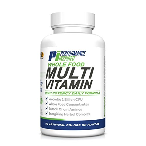 Performance Inspired Nutrition Whole Food Multi Vitamin, 90Count
