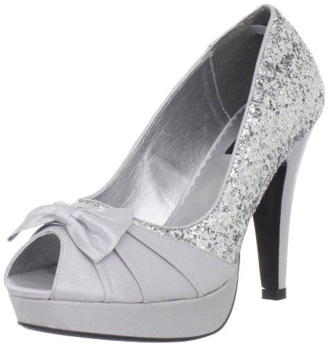Pinup Couture Bettie-10 - Sexy Retro Talon Hauts Chaussures Femmes Plateau Escarpins 35-42, US-Damen:EU-36 / US-6 / UK-3