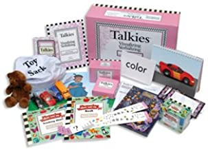 Talkies: Visualizing and Verbalizing for Oral Language Comprehension and Expression (Complete Kit)