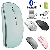 Best Bluetooth Mouse For Macs - Bluetooth Mouse Wireless Bluetooth Mouse for iPad Mac Review