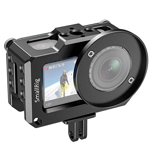 SMALLRIG DJI Osmo Action用ケージ -CVD2360