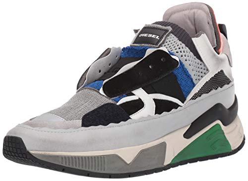Diesel Herren S-BRENTHA DEC-Sneakers Turnschuh, Mehrfarbig, 39 EU