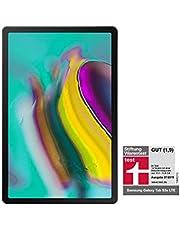 Samsung Galaxy Tab S5e T720 (10,5 Zoll) WiFi, 64 GB, 4 GB RAM, schwarz, DE Version