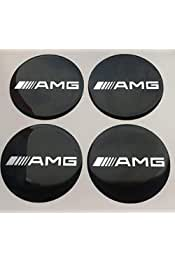 Mini amp; # x2605; 4/pieza /& # x2605; 55/mm Pegatinas Emblema para llantas Buje Tapa Tapacubos