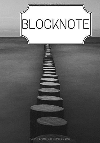 BLOCKNOTE: cahier de texte ligne de la MER