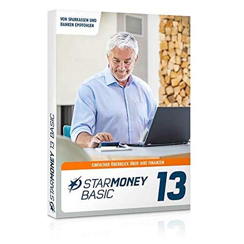 STARMONEY 13 Basis Jahreslizenz (12 Monate ab Lizenzaktivierung) Product Keycard ohne Datenträger