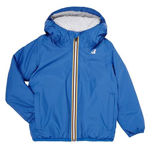 K-Way - Jacques Ripstop Marmotta Blue Nautic K0063G0 808 (18 Mesi)