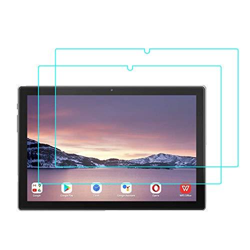 YHFZR Protector de Pantalla para iPad Pro 12.9 2021, [Alta Definicion] [Sin Burbujas] [Resistente a Arañazos] Cristal Vidrio Templado Premium 9H Dureza para iPad Pro 12.9 2021, 2PC