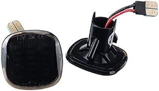 Signal Lamp 2pcs LED Side Marker Repeater Indicators Light for AUDI A3 A4 A8 for SKODA Fabia SEAT Cordoba 4D0949127 1U0949127B 1U0949127C