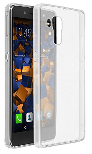 mumbi Hülle kompatibel mit Honor 7 / 7 Premium Handy Hülle Handyhülle dünn, transparent