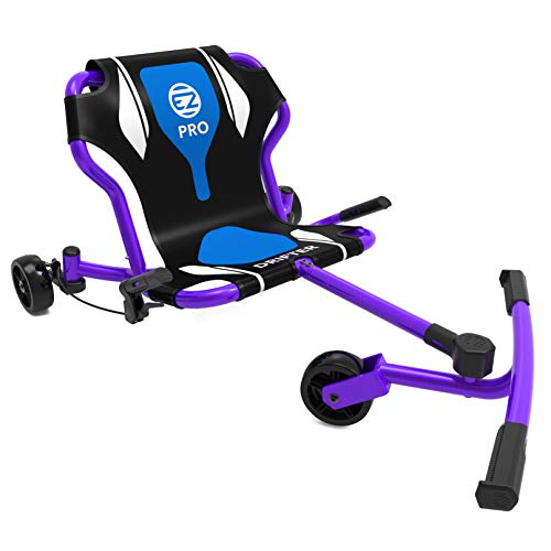 EzyRoller New Drifter Pro-X Ride on Toy for Kids or Adults, Ages 10 and Older Up to 200 lbs. - Purple