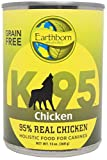 Earthborn Holistic K95 Chicken Recipe Grain-Free...