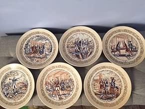 Lafayette Legacy Collection D'arceau-Limoges Plates