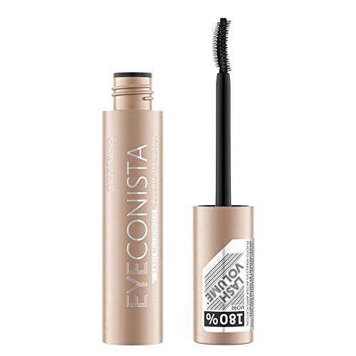 Catrice EYEconista Lash Millionizer Volume Mascara 010 The Best Or Nothing - 1er Pack