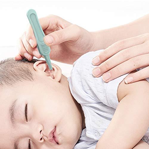 Ceayrich爪切り赤ちゃん爪切りセット新生児お鼻ケアのピンセット付きベビーケア