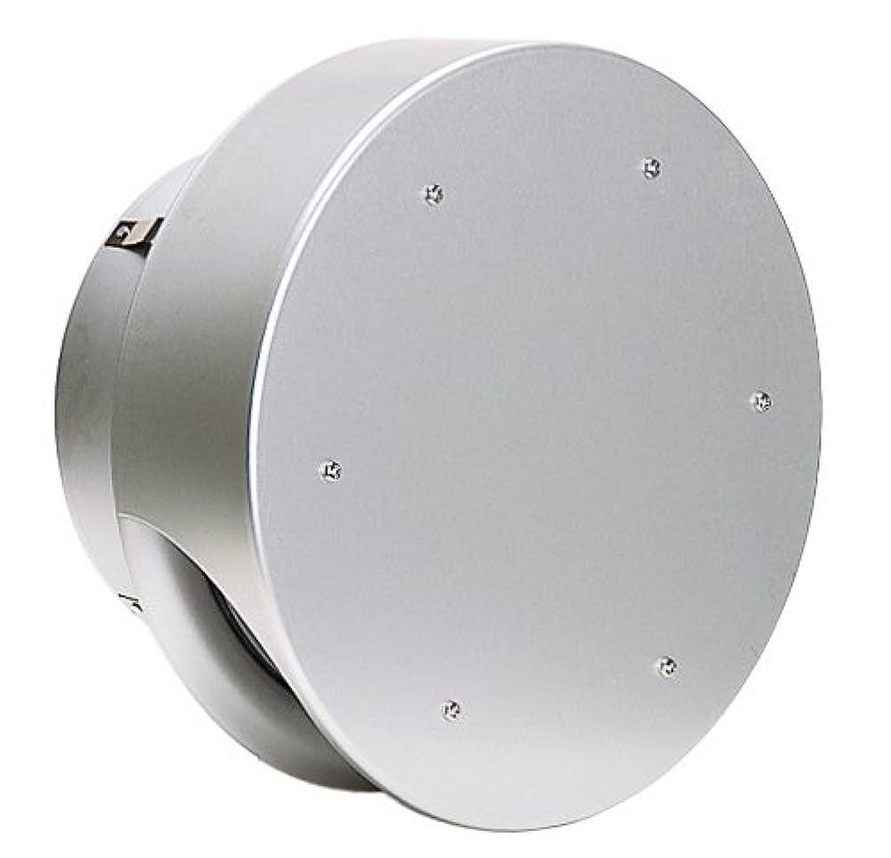 事前登録する評価西邦工業 SEIHO SNU100 外壁用アルミ製換気口 (薄型フラットフード) 薄型フード 金網型3メッシュ