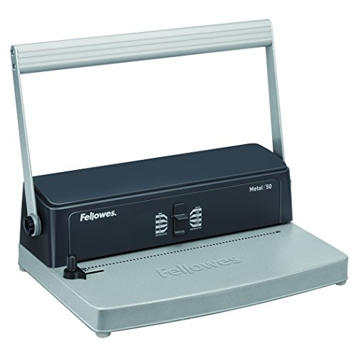 Fellowes Metal 50 - Encuadernadora...