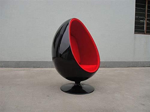 ElleDesign Ovalia Egg Chair Henrik Thor-Larsen Pod Eyeball - Sillón