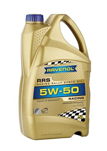 RAVENOL RRS SAE 5W-50 / 5W50 (5 Liter)